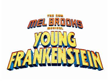 Contact Support Young Frankenstein Logo
