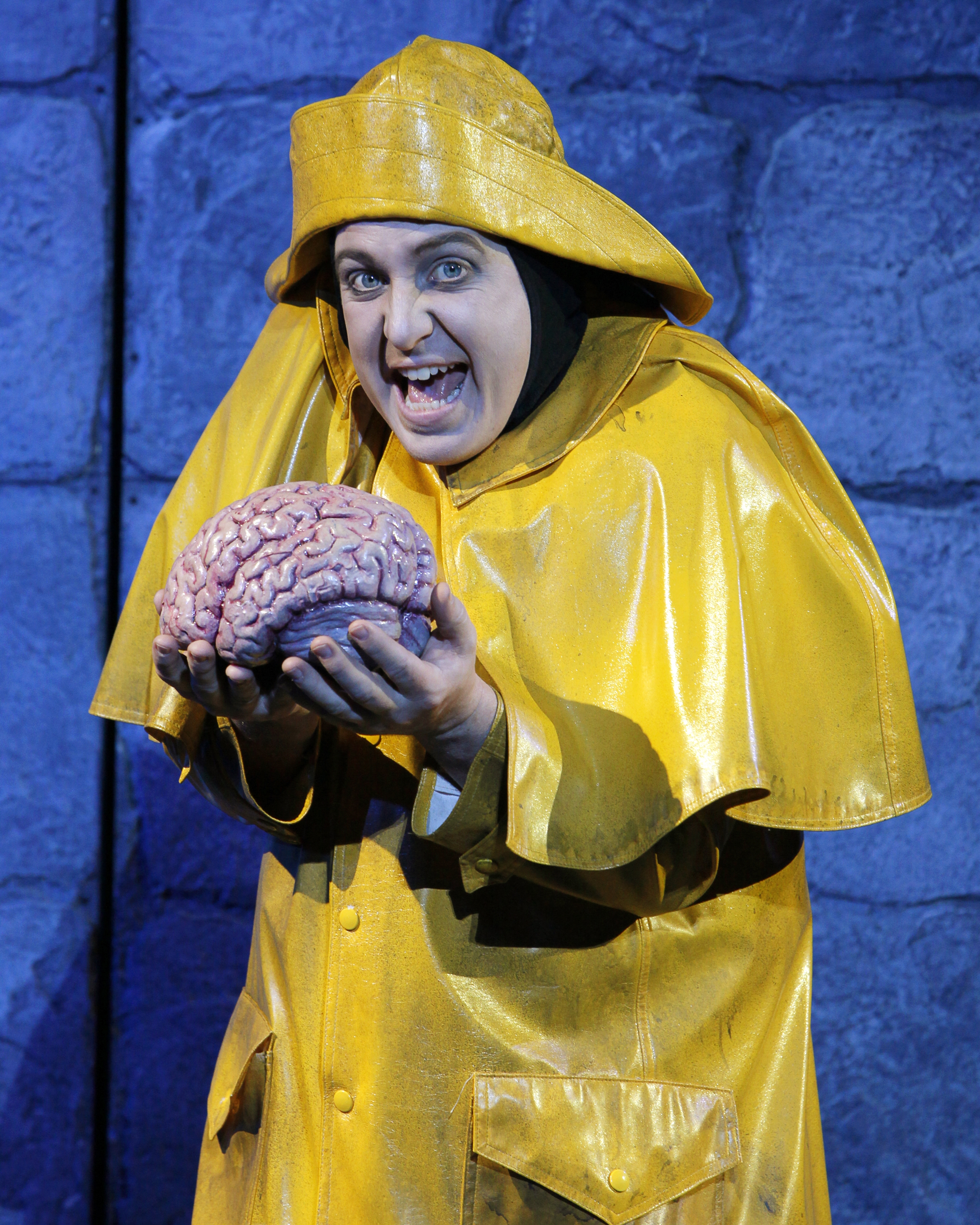Review Young Frankenstein Musical At The Winspear Opera