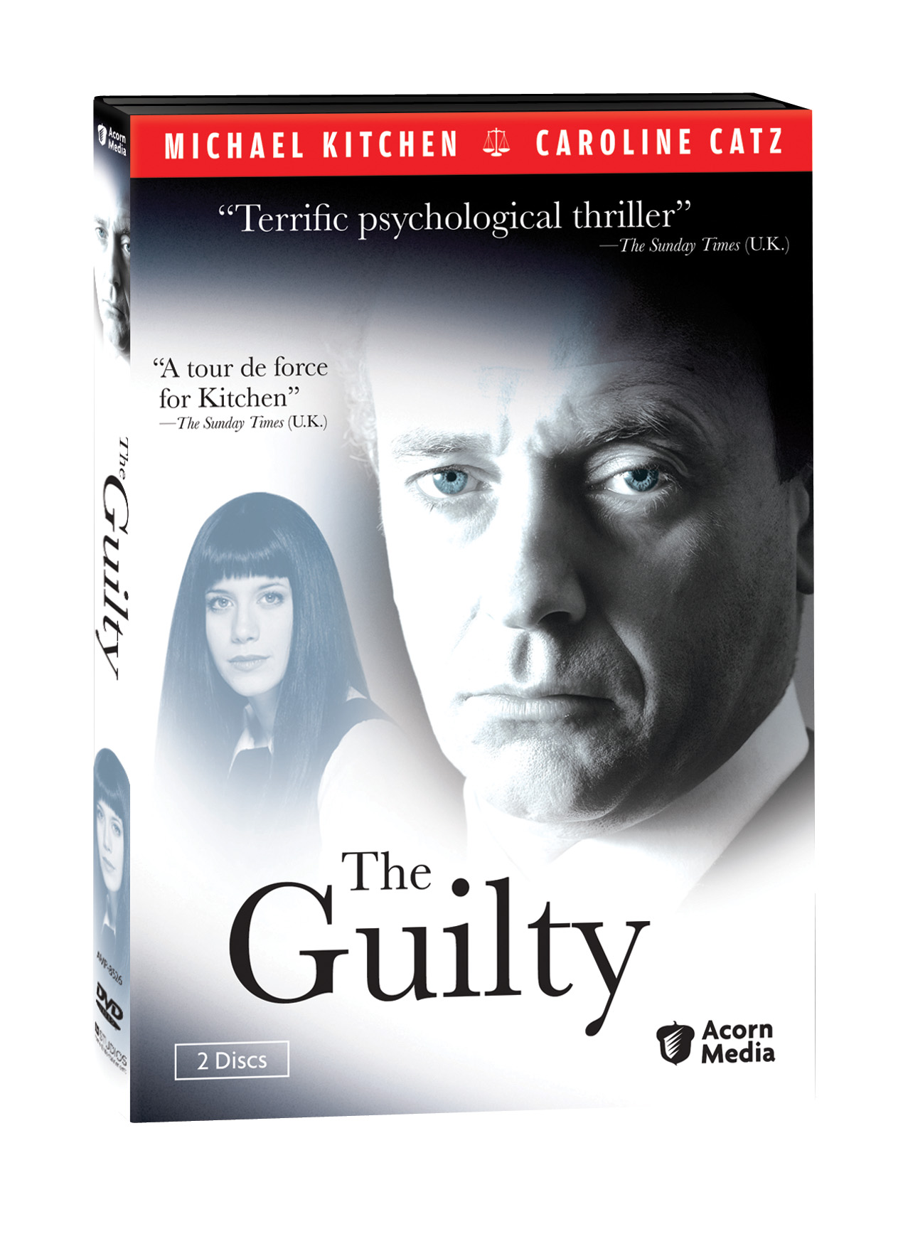 Acorn Media Group Present: THE GUILTY | Pearl Snap Discount